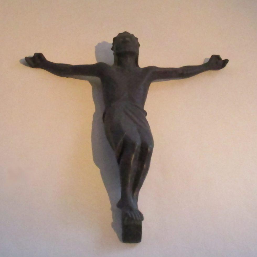 Replik eines Christus-Corpus von Ernst Barlach — Ostern 2017 — Blogger