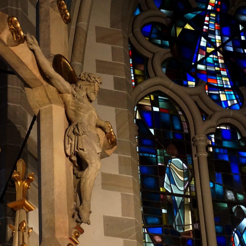 Corpus — Hochaltar der Gartenkirche Hannover