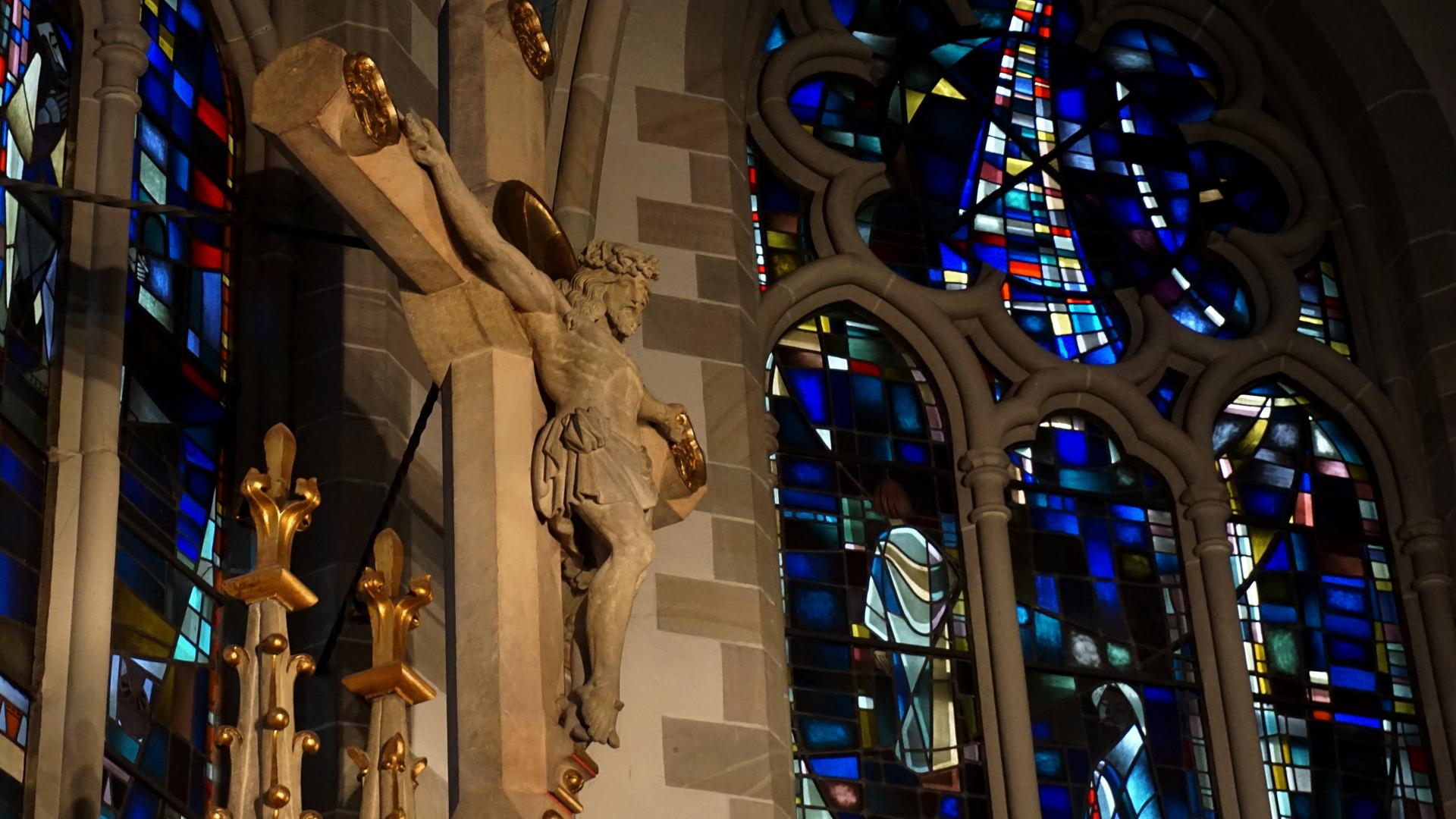 Eine Woche unter Lutheranern — Die Gartenkirche in Hannover