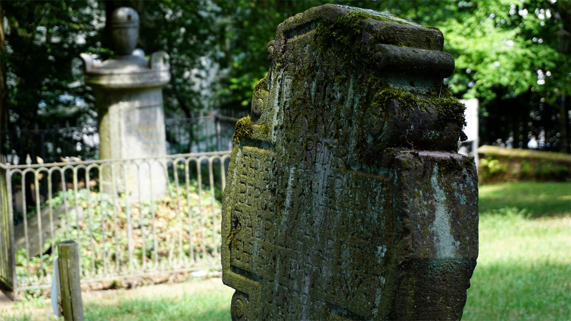 Kreuz 300 Jahre alt — Tradition