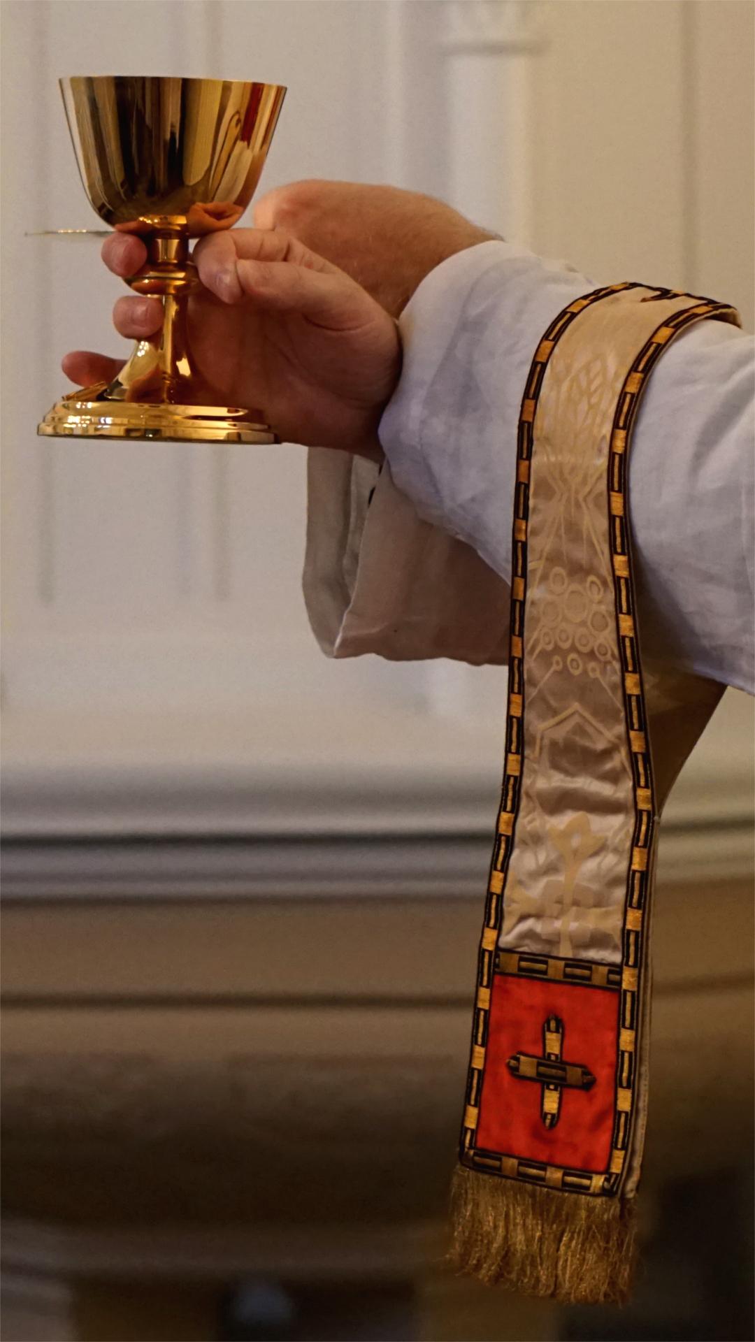 Das Heilige den Heiligen — Heimsuchung Marien