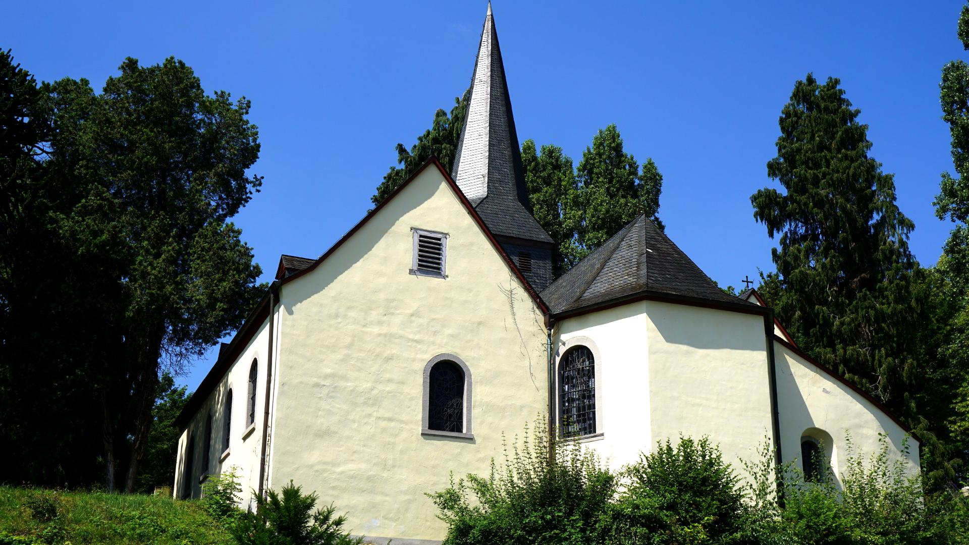 Alt St.-Nikolaus — Pfarrkirche