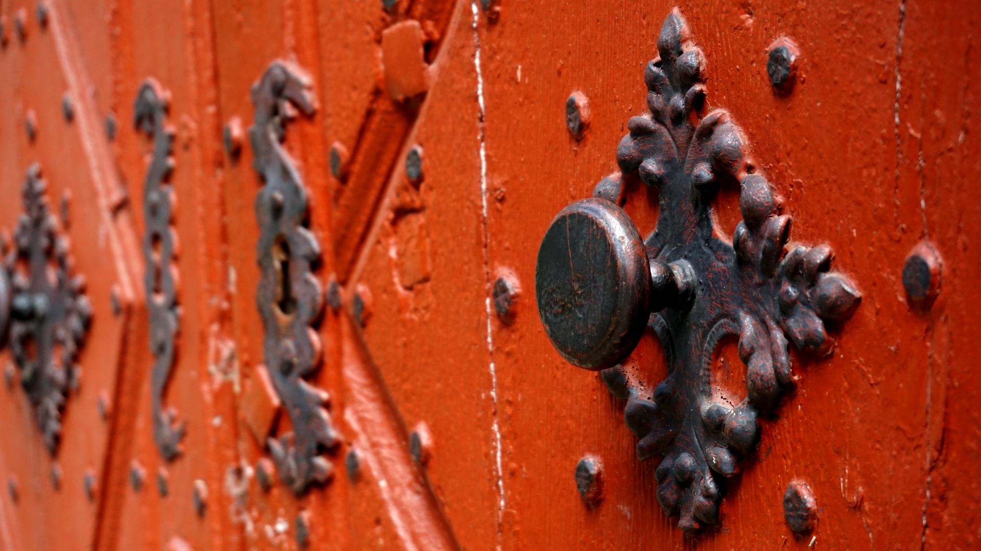 Portal Alt St. Nikolaus Kessenich — Tradition