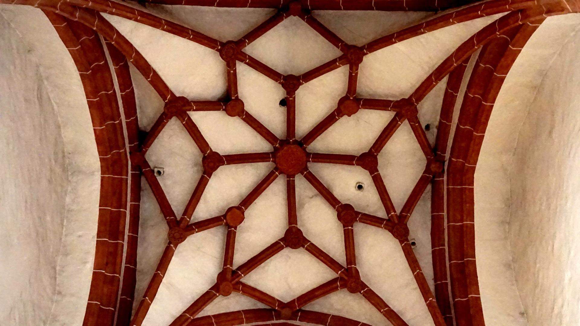 Gewölbe in der Ärztekapelle Prüm