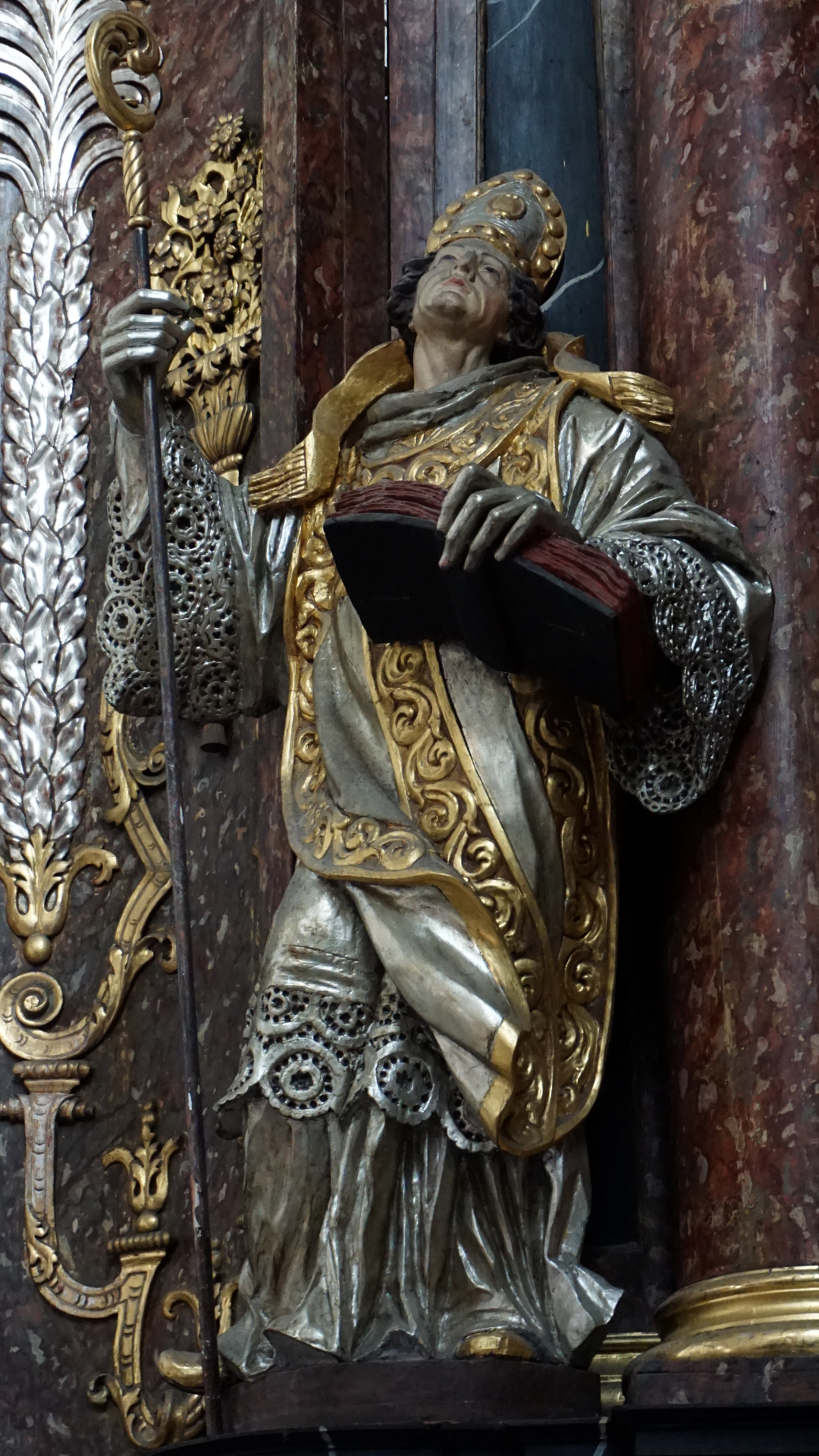 Mönchsvater Benedikt Prüm