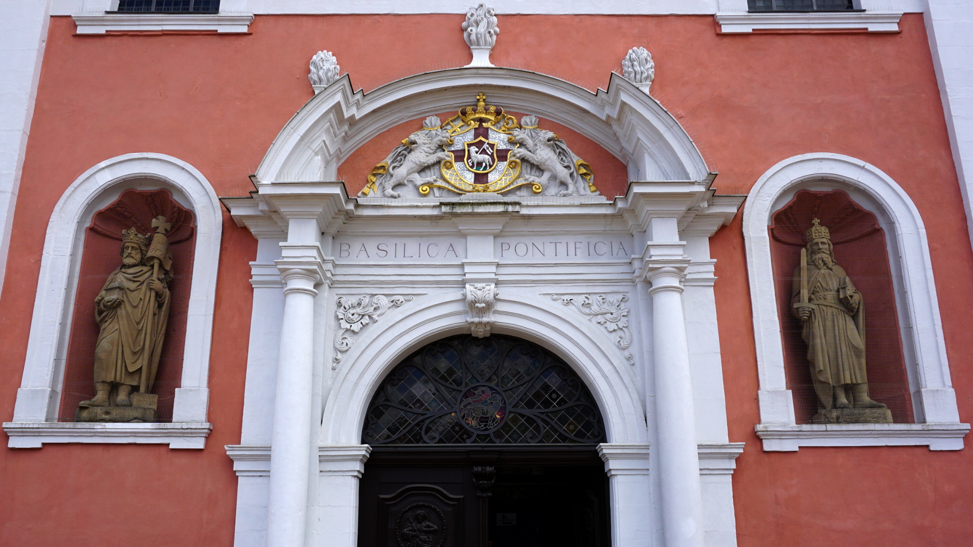 Portal von St. Salvator — Reichsabtei Prüm
