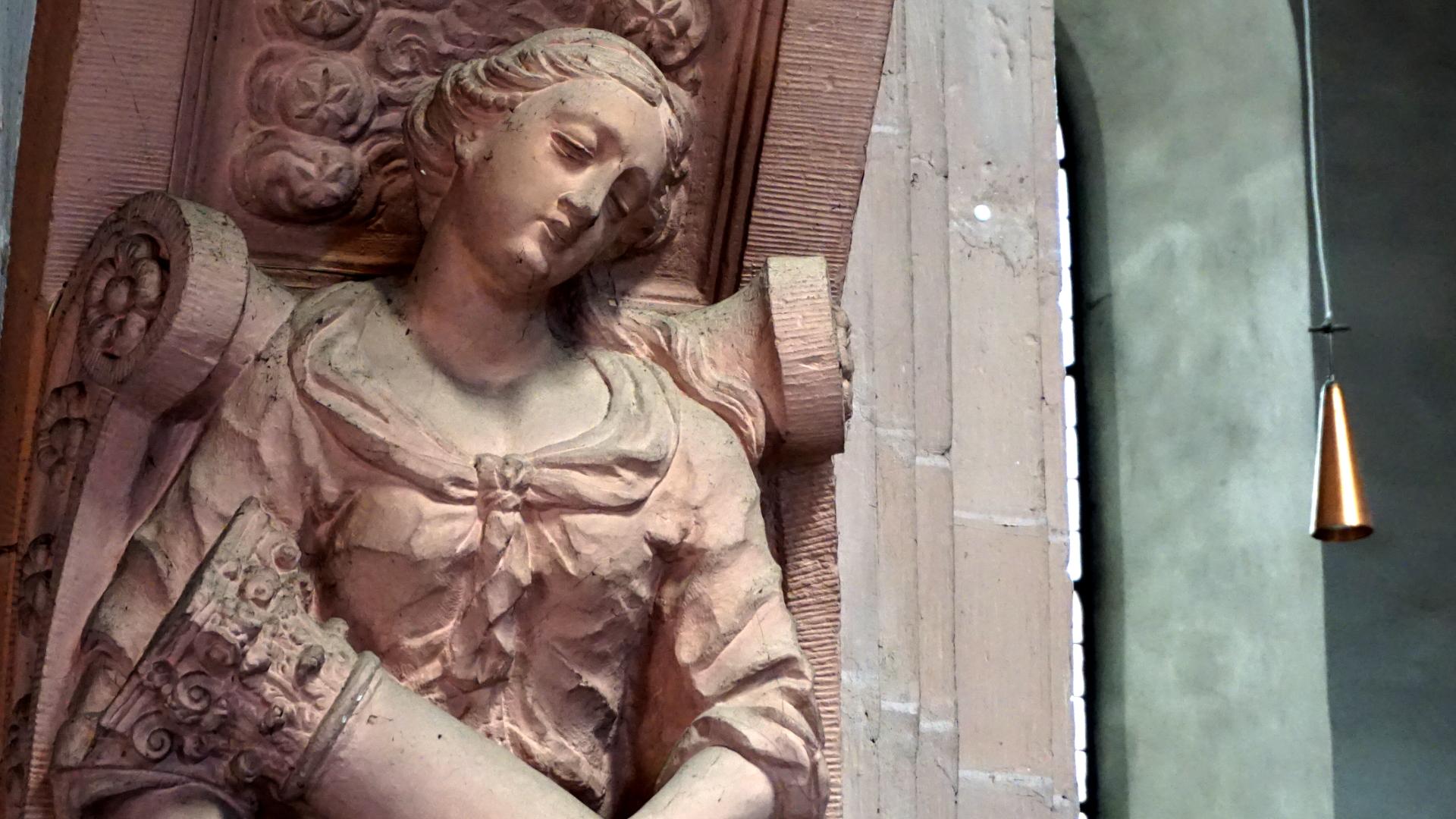 Prüm Statue Bertrada