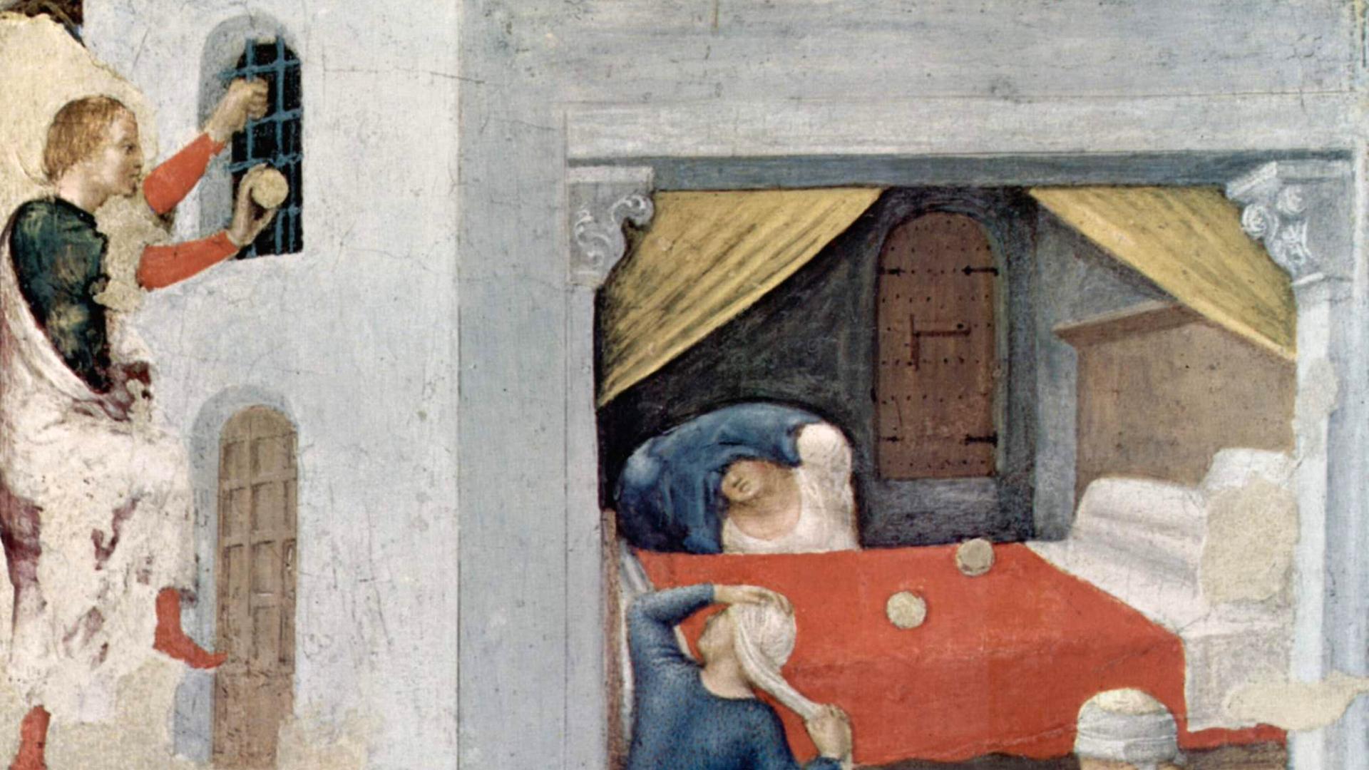 Stoffsäcke — Nikolaus von Myra