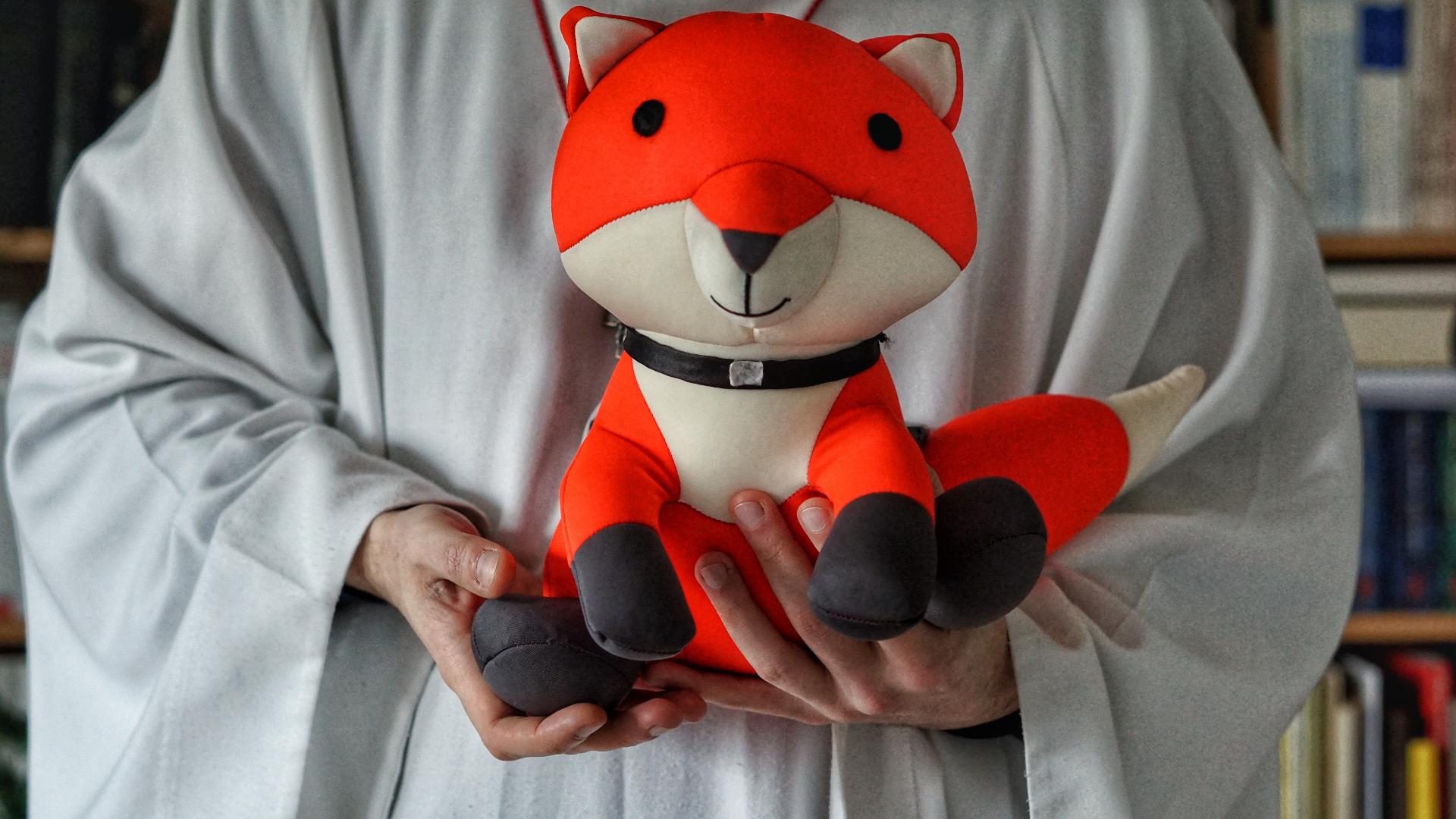 Liturgiefuchs — Fuchs und Autor